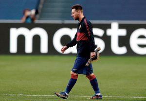 Messi anuncia al Barça que no se presentará a las pruebas médicas, según RAC1
