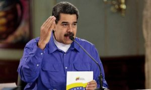 Maduro denuncia un «boicot mundial» contra las parlamentarias de Venezuela