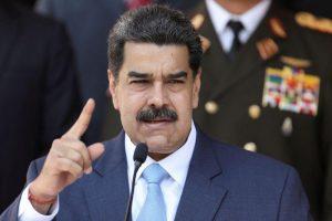 Washington dice que Maduro impide a los estadounidenses salir de Venezuela