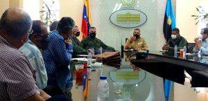 Omar Prieto se reunión con el sector ganadero para impulsar la producción agropecuaria