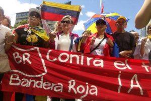 Partidos políticos Bandera Roja y Compa fueron intervenidos por el TSJ