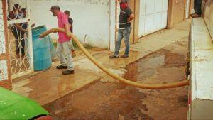 Abastecen de agua potable a las comunidades vulnerables de La Cañada de Urdaneta