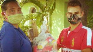Familias de la Cañada de Urdaneta continúan siendo beneficiadas con la entrega de alimentos