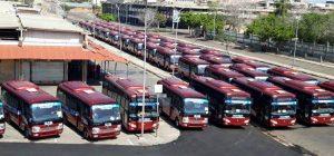 110 unidades de transporte público del Estado funcionarán en la zona metropolitana del Zulia