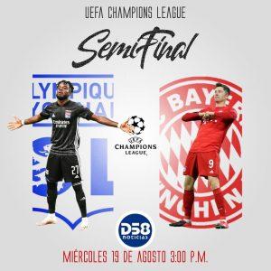 Lyon ante Bayern, otra semifinal inesperada