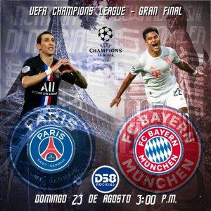 Bayern y el PSG encaran una inédita final por la Champions 2020