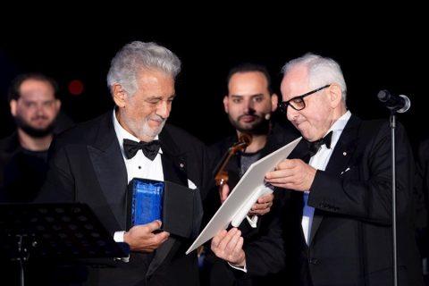Placido Domingo, galardonado en Austria por toda su carrera artística