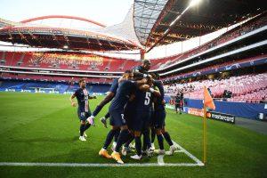 Di María lidera el pase del PSG a la final con justa goleada