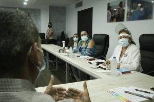 Colegio de Médicos mantiene reuniones con la Alcaldía de Maracaibo para lograr acuerdos