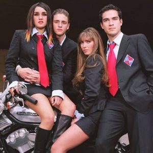 Canciones de «RBD» estarán disponibles en Spotify