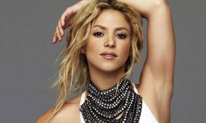 Shakira recuerda los inicios de su carrera artística