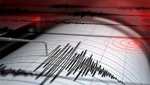 Sismo de magnitud 4,36 en zona de enjambre de temblores al oeste de Ecuador