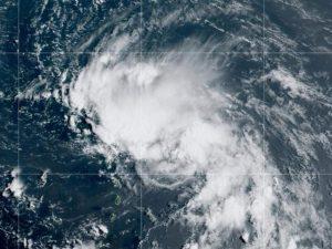 La tormenta «Laura» causa lluvias en Puerto Rico, donde se prevén inundaciones