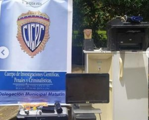 Detenidas siete personas por robo  en la UPEL de Maturín
