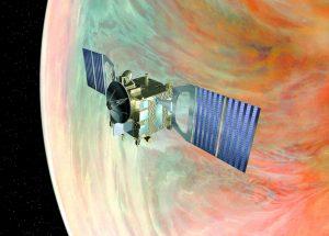 Descubren una ola oculta por 35 años, en las densas nubes de Venus