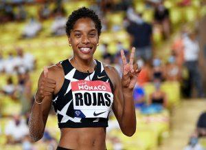 Yulimar Rojas, mejor atleta de 2020