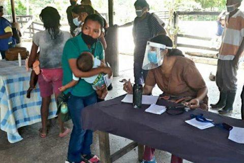 Realizan Jornada de atención médica integral en la Sierra de Perijá