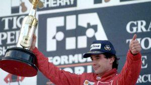 Netflix presenta miniserie sobre la vida de Ayrton Senna