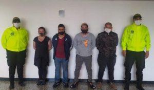 Por torturar y prostituir  a menores de edad detienen a dos venezolanos en Bogotá