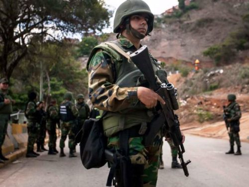 Al menos 15 guerrilleros muertos en supuesto enfrentamiento en Apure