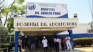 Denuncian corte de electricidad en el Hospital Adolfo Pons de Maracaibo