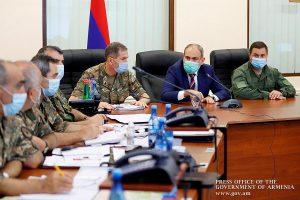 Al menos 16 muertos en enfrentamientos entre Armenia y Azerbaiyán