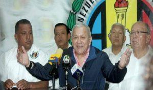 Bernabé Gutiérrez rechazó sanciones de los Estados Unidos