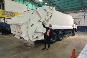 Maracaibo tendrá tres nuevos camiones compactadores para aumentar  recolección de basura