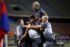 #Libertadores: El juvenil Contreras guía el triunfo del Caracas en su visita a Medellín