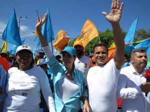 Carlos Michelangeli llama a los factores opositores a «remar juntos»