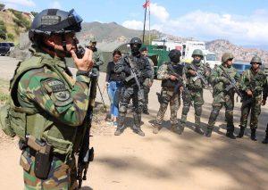 Desmantelan en Bolívar un grupo dedicado a ingresar venezolanos por «trochas»
