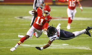 #NFL Kansas City Chiefs comienzan defensa del título con triunfo ante Houston Texans