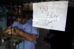 Reportan apagón en Caracas durante la tarde de este lunes