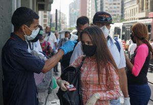 Venezuela registra 787 casos de coronavirus este lunes