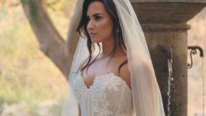 Demi Lovato contó todos los detalles sobre su futura boda