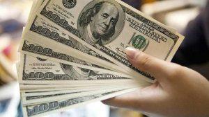 Dólar cierra la semana con alza del 0.94 %