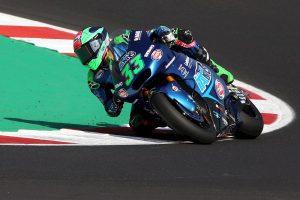 #Moto2 «La Bestia» Bastianini suma su tercera victoria de la temporada