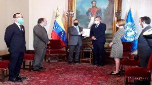 Entregan informe La Verdad de Venezuela a representes de la ONU en el país