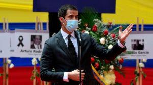 Guaidó: «Hoy la única herramienta de lucha que tienen los venezolanos es el Parlamento»