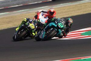 #MotoGP Franco Morbidelli logró primera victoria y en casa