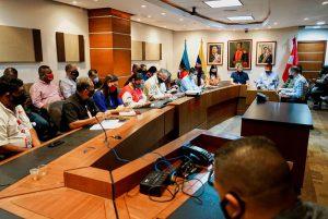 Autoridades regionales y empresas públicas avanzan en proyectos para mejorar servicios en el Zulia