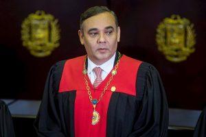 El presidente del TSJ venezolano da positivo por COVID-19