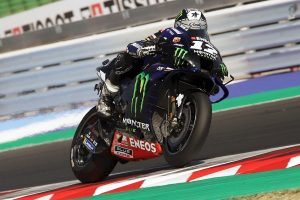 #MotoGP Bagnaia entrega en bandeja la victoria a Viñales