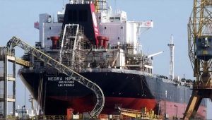 Buque Negra Hipolita llega a Carenero con 90 mil barriles de gasolina