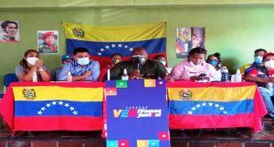 Candidatos a la Asamblea Nacional de la parroquia Sucre de Caracas fueron juramentados por el comando de Campaña Darío Vivas