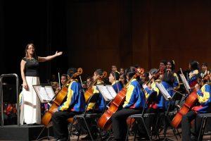 Orquesta Sinfónica Infantil Maracaibo-Centro triunfó en concurso