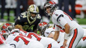 Kamara y Saints estropean debut de Tom Brady con los Buccaneers