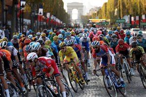 Pogacar, la fuerza tranquila, mete a Eslovenia en el libro de oro del Tour de Francia