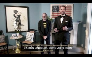 «Watchmen» obtiene el Emmy a la mejor serie limitada