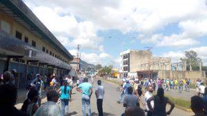 #Yaracuy: Denuncian detención de un menor de edad durante protestas en Yaritagua